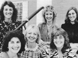 Cooper Clinic nutritionists in 1984
