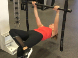 Jungle Gym Fitness Exercise Move