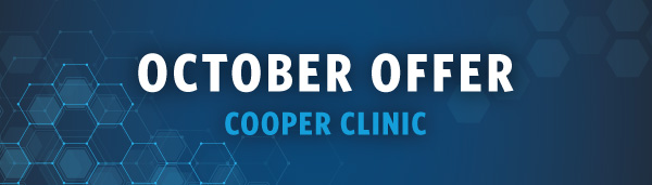 October Offer from Cooper Clinic