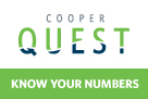 Cooper Quest Sidebar Image - Know Your Numbers