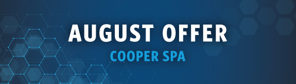 August Offer from Cooper Spa