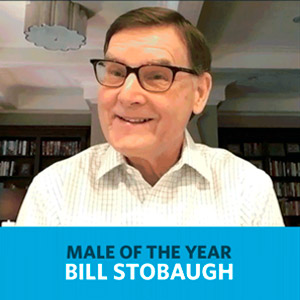 Bill Stobaugh - Male of the Year
