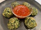 spinach ricotta cheese dumplings