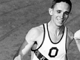 Dr. Kenneth H. Cooper OU track photo