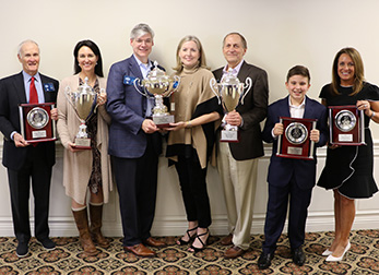 Group photo of the 2019 Member Awards recipients