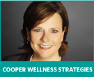 Kristin Wall, President and CEO of LWCC, a client of Cooper Wellness Strategies