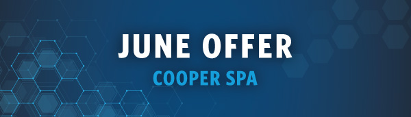 June Offer from Cooper Spa