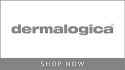 Dermalogica logo - Shop Now button