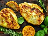 citrus garlic chicken