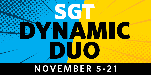 Small Group Training Dynamic Duo Hybrid Class graphic