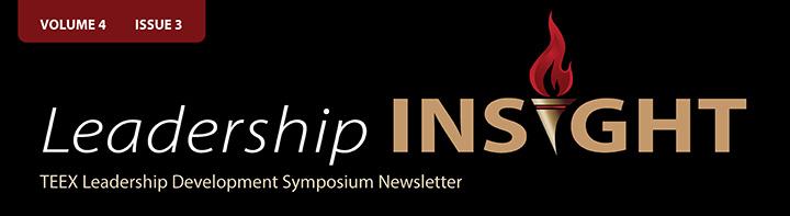Volume 4 Issue 3; Leadership Insight