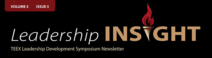 Volume 5 Issue 5 ; Leadership Insight